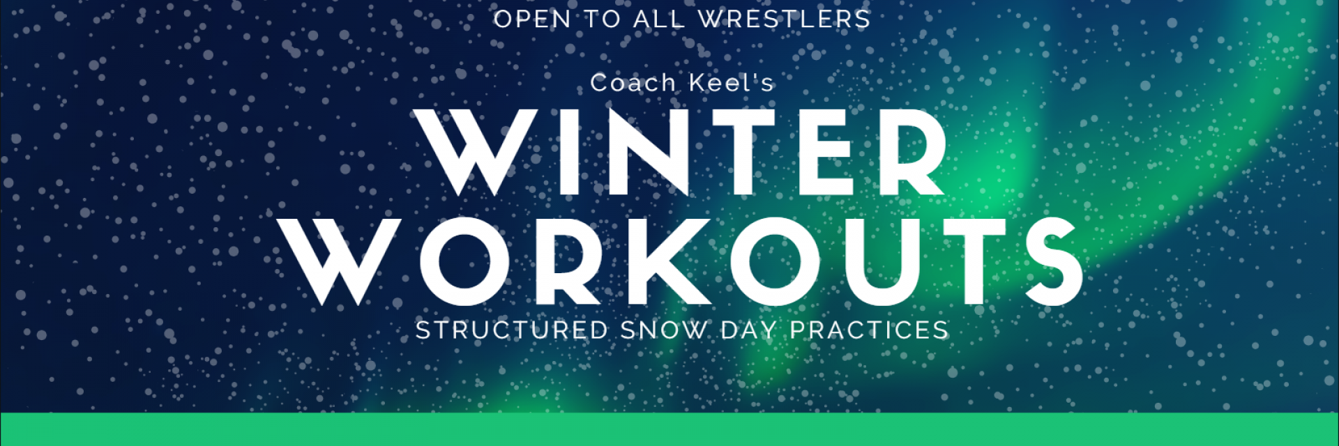Winter Workouts